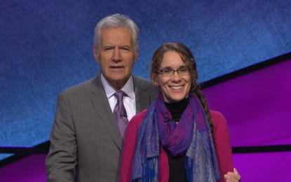 SU grad student from B'ville to appear on 'Jeopardy!'