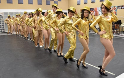 CBA presents 'A Chorus Line' March 23 and 24