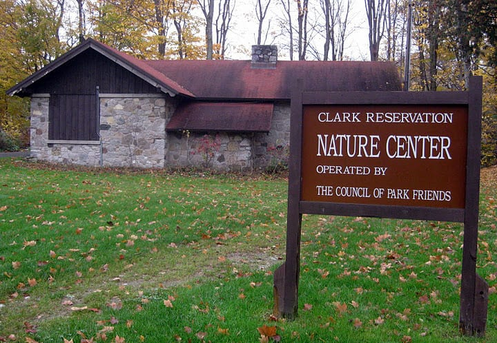 Friends of Clark Reservation receive grant for Nature Center