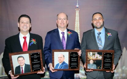 ESM adds three alumni to Wall of Distinction