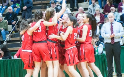J-D rolls to another state final four berth