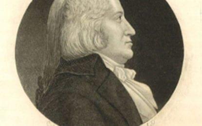 HISTORY: The origins of John Lincklaen, founder of Cazenovia