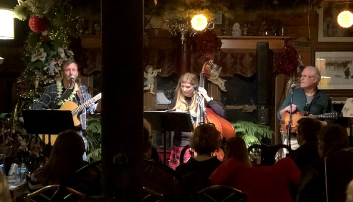 Kellish Hill Farm (sham)rocks the night away