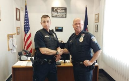 Village of North Syracuse appoints new police officer