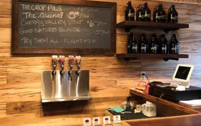 4 Corners Tap Room opens at Nelson Farms Country Store