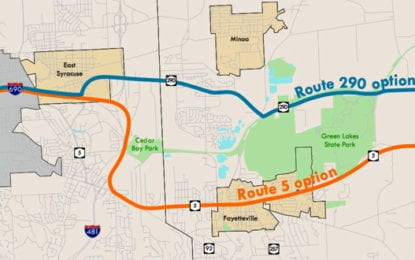 SMTC study explains heavy Fayetteville traffic, proposes solutions