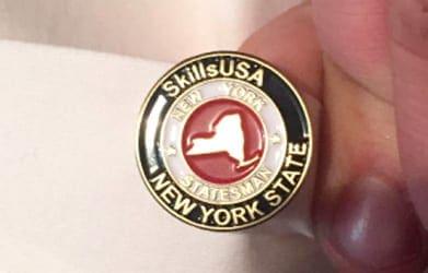 Shon, Moskovich win regional Skills USA competition