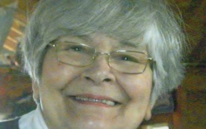 Ann Berg, 89