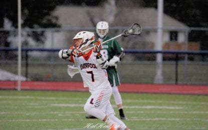 Boys lacrosse Warriors beat C-NS, rally past F-M in overtime
