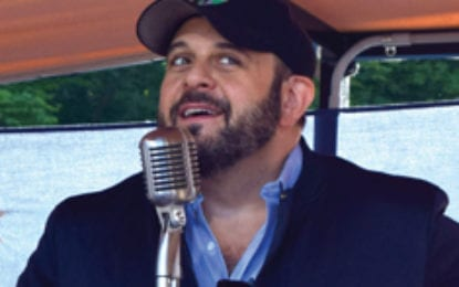 Marrones, Adam Richman return for annual barbecue at Clear Path for Veterans