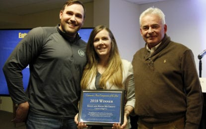 Cazenovia Bagel Co. owners named 'Entrepreneur of the Year' Award winners