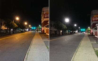 Fayetteville converting to LED street lighting