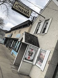 Manlius Art Cinema celebrates 100th year with ribbon cutting, 10 cent movies