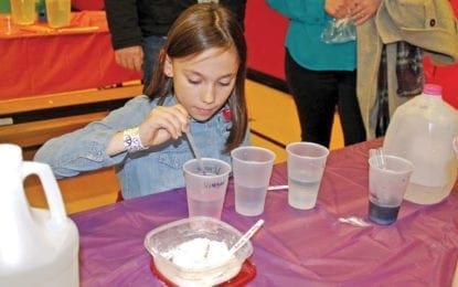 Sticking with STEM: Van Buren Elementary hosts science festival