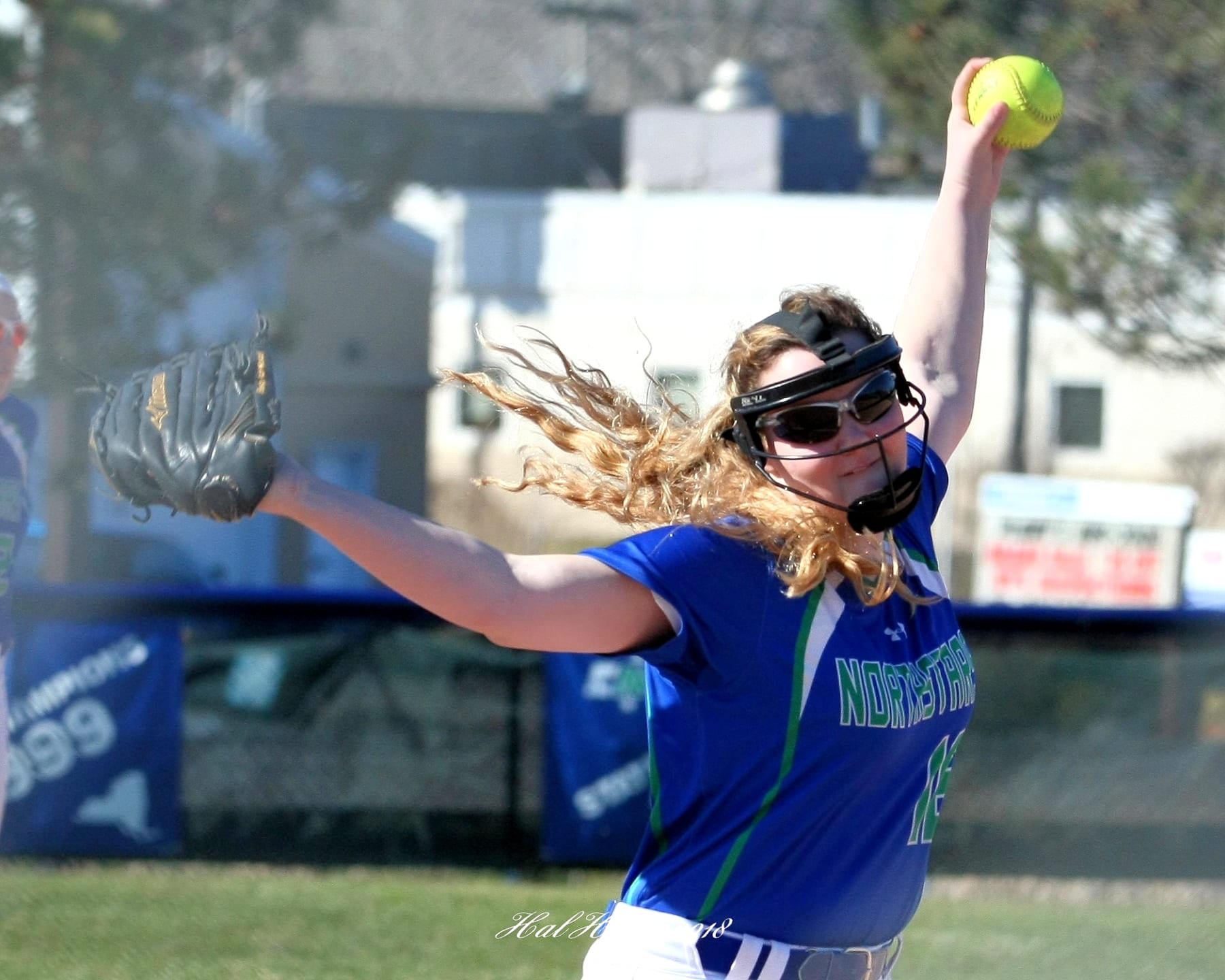 C-NS softball takes sectional final rematch with Liverpool