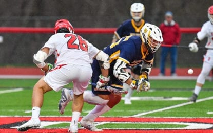 Boys lacrosse Wildcats run over Baldwinsville, 15-6