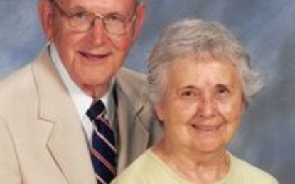 William J. and Jean B. Daggett