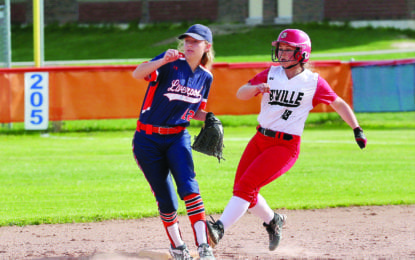 Softball Bees defeated by C-NS, Liverpool