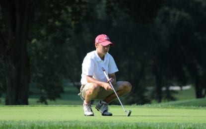 MPH's Gruninger gathers up golf honors