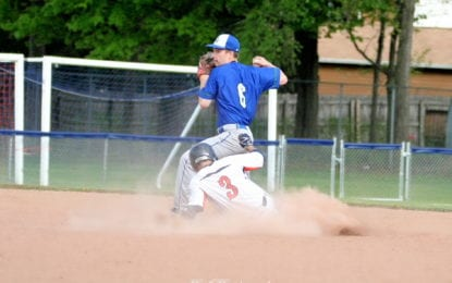 C-NS baseball gets sweep of Liverpool