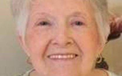 Mary Kelley Brown, 83