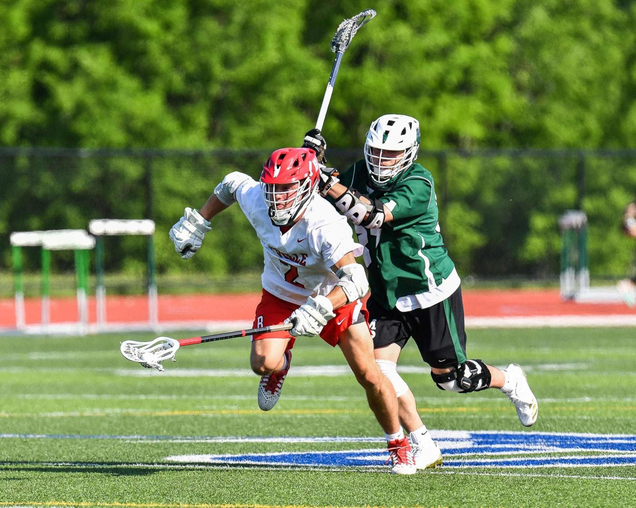 B'ville lacrosse teams ousted in sectional semifinals
