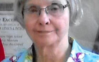 F. Rita Hughes, 84