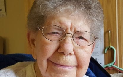 Betty Jane McEvers, 97