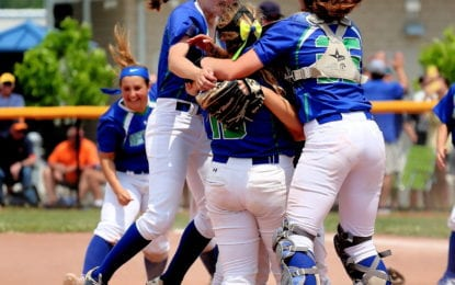 C-NS edges Liverpool, repeats as softball sectional champs