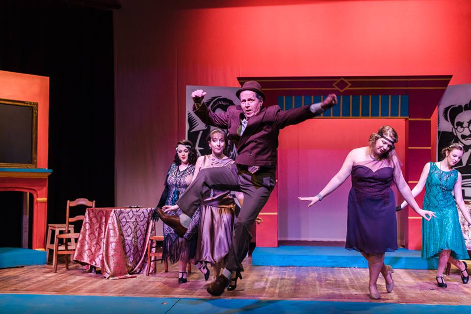 Madcap musical: Tasty 'Animal Crackers' staged by B'ville Theatre Guild through May 12