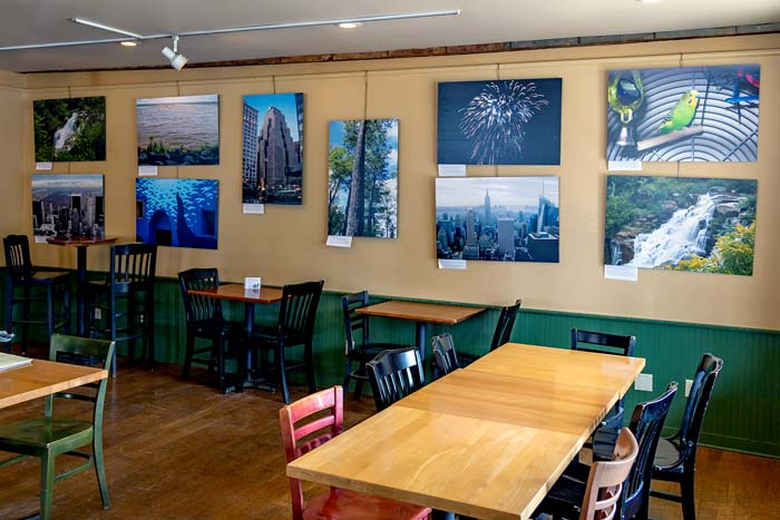 New photography exhibit on display at Common Grounds