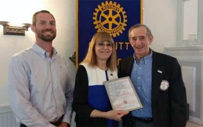 Syracuse VA director speaks to DeWitt Rotary