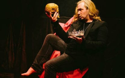 THEATER REVIEW: A harrowing 'Hamlet' at CNY Playhouse