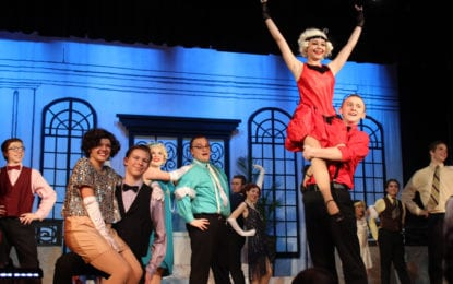 CHS spring musical garners 10 SHSTA nominations