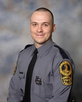 Moade joins Virginia State Police ranks