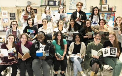 F-M High School literary magazine earns national recognition