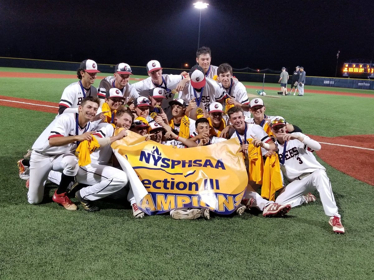 B'ville wins extra-inning classic for AA sectional baseball title