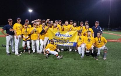 ESM earns first baseball sectional title in 11 years