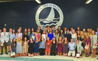 Students honored at convocation ceremony