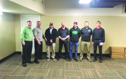 Local Tops employee honored