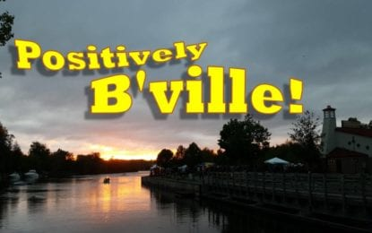 Couple launches 'Positively B'ville' Facebook group