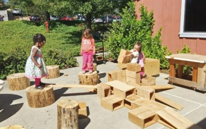 NOPL brings Anji Play to Clay Central Park
