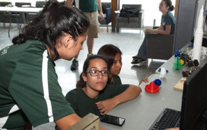 Region's first all-girls coding program to be launched