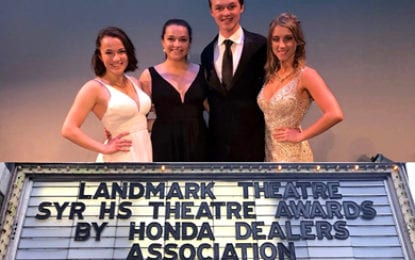 F-M steals the show, wins most awards at annual high school theater awards