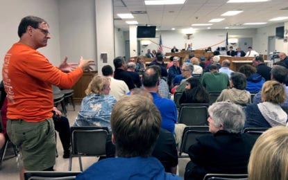 Residents voice concerns, approvals for overlay districts at DeWitt public hearing