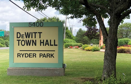 DeWitt stays under tax cap for 11th year in a row