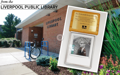 From the Liverpool Public Library: Celebrate as LPL turns 125