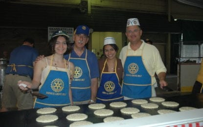 Rotary breakfast celebrates exchange students