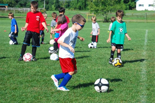 New start date announced for 2018 Cazenovia Soccer Academy Camp