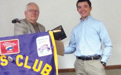 McLaughlin named June student of the month